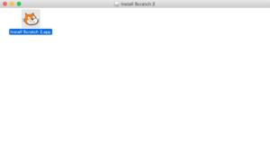 install scratch 2 app