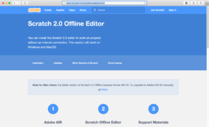 scratch 2 offline editor download
