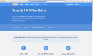scratch 2 offline editor download