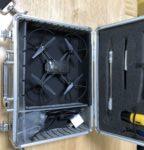 Tello Size |Telloのサイズ  ドローン用アルミケース探し プロペラガード付きで収納できるアルミケース